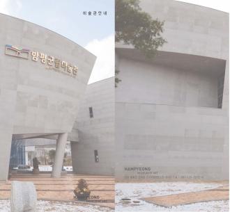 2012 함평군립미술관 리플렛