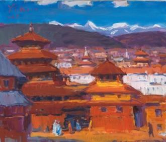 네팔의 인상