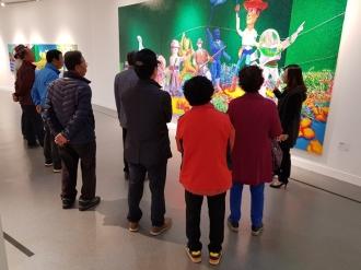 10월 문화가 있는 날- 2018 국향대전기념 박영균 특별기획전 전시연계 체험프로그램