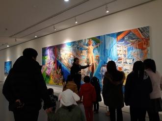11월 문화가 있는 날 - 박영균 작가님과 함께하는 <어른동화 展>이야기