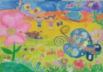 함평나비대축제기념 2019 전국미술대회 대상 당선작